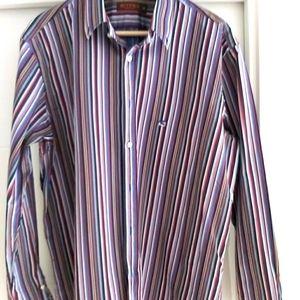 Etro collared shirt